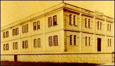Mondaino 1917년 :  Galanti 가문의 첫 공장
